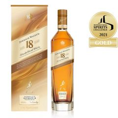 Johnnie Walker Aged 18 Years Blended Scotch Whisky 75CL
