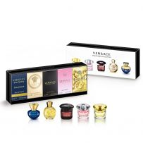 Versace Femme Miniature Collection - Travel Retail Exclusive 5 Collections