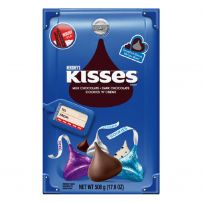 HERSHEY'S KISSES Assorted Chocolate Candy Box 508g
