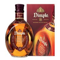 Dimple Aged 15 Years Blended Scotch Whisky 1L