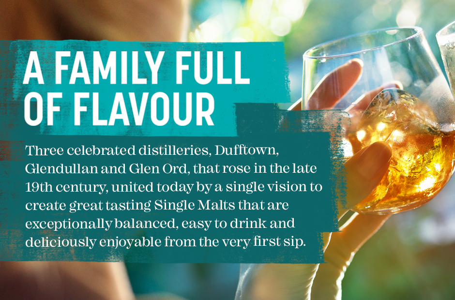The Singleton - A family full of flavour