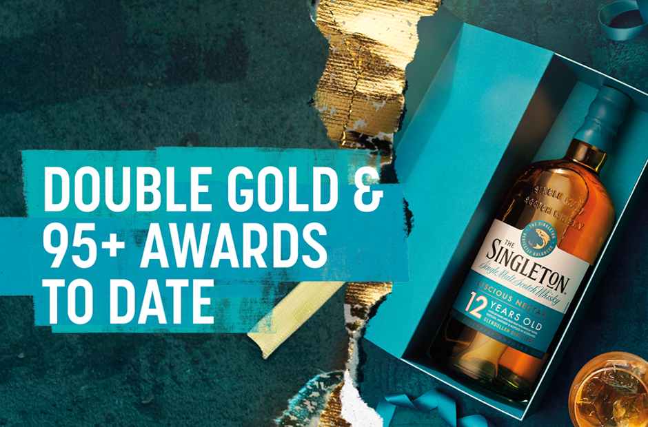The Singleton - Double Gold and 95+ awards till date