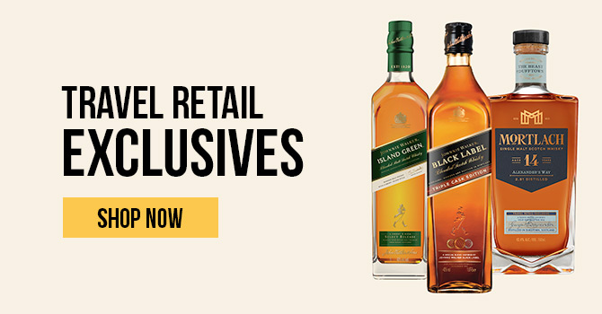 DDFS Travel Retail Exclusives